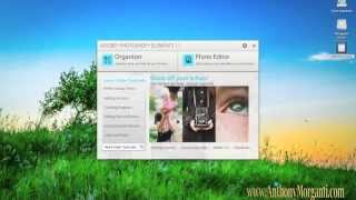 Learn Adobe Photoshop Elements 11 - Part 1: The Organizer (Training Tutorial)