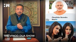 The Vinod Dua Show Episode 56: Chowkidar & Celebrity Candidates in Lok Sabha election