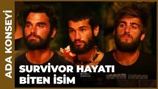 Survivor'a Veda Eden İsim Belli Oldu - Survivor 69. Bölüm