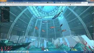 IE9 vs Firefox 4 beta 7 (WebGL) - 3D Fish Tank