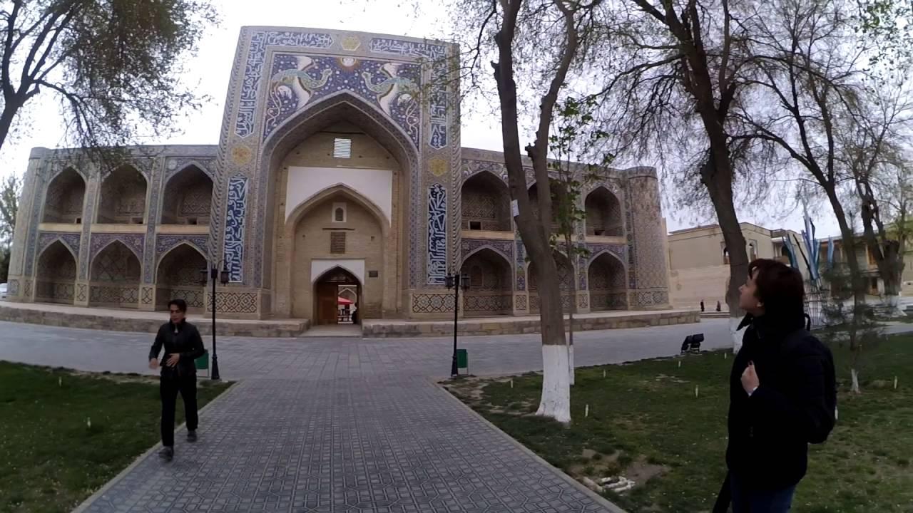 Узбекистан, конец марта 2016: Ташкент, Бухара, Самарканд ...