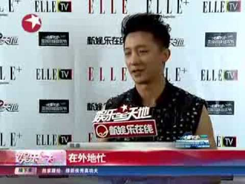 [ShanghaiTV]130823 Star Space -Han Geng Interview. Subbed by:@caitlin0131
