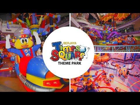 Berjaya Times Square Theme Park Berjaya Times Square Theme Park