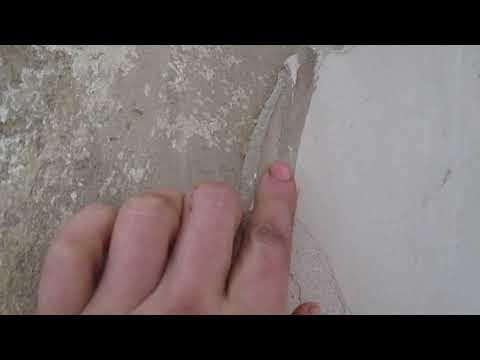 видео: Мій підхід до ремонту стін з глини