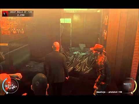 Hitman: Absolution; Hope bar music