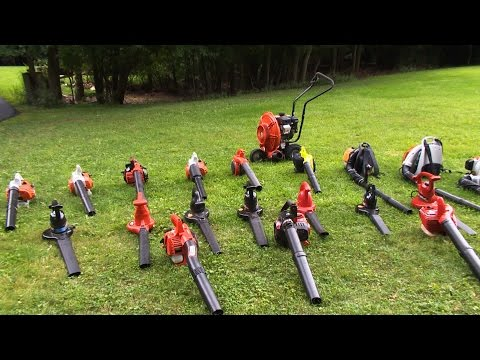 Leaf Blower Buying Guide (Interactive Video) | Consumer Reports