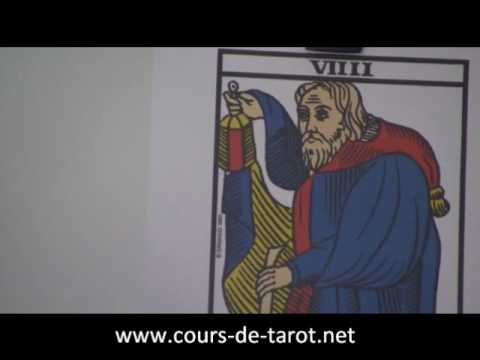 cours de tarot divinatoire gratuit en ligne avec Vincent Beckers    l hermite - YouTube 687bd4f8187f