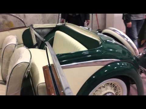 Restauración DKW F8 - Parte 14