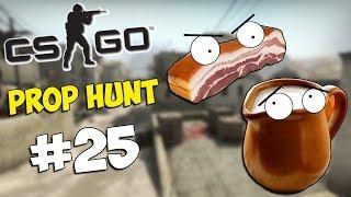 КУМЫС ПРОТИВ САЛА - CS:GO Prop Hunt #25