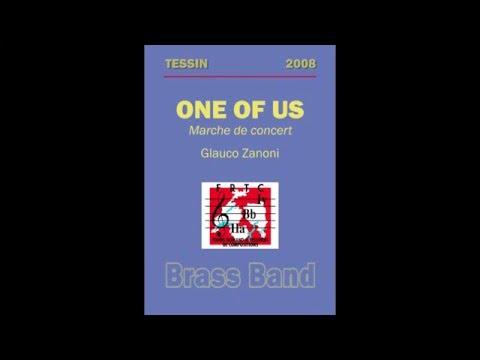 One of Us - Brass Band, Glauco Zanoni
