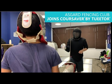 Continuing The Legacy - Asgard Fencing Club (Full Interview) | Coursaver® By Tueetor®