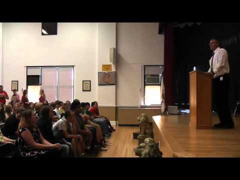 Monongah Middle School - National Blue Ribbon
