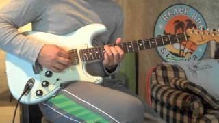 Fender Blacktop Stratocaster HH review