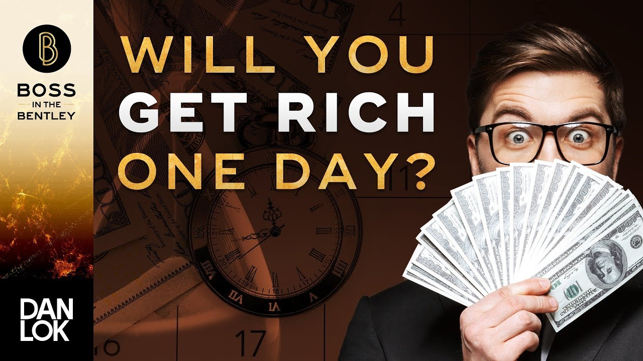 how to become rich in one year