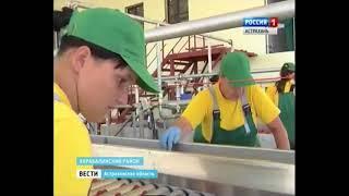 Репортажи о строительстве агропромышленного комплекса по производству томатной пасты