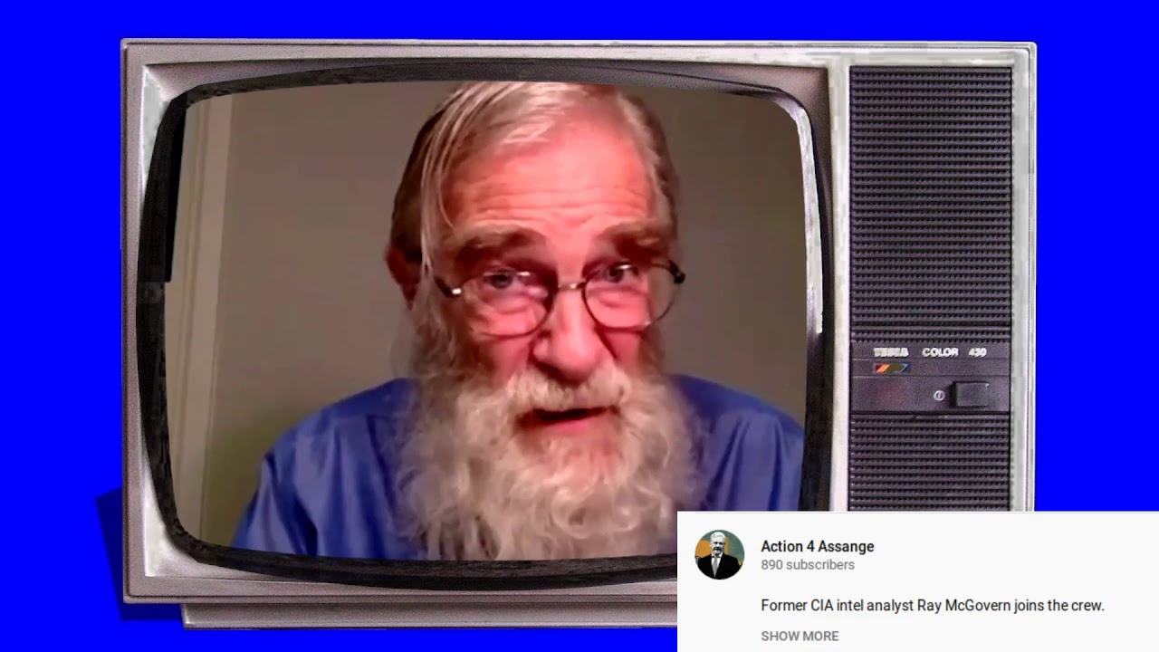 Ray McGovern, William Binney served subpoena in regarding DNC Leak #SethRich - The Outer Light