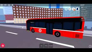 Roblox-Mtg-bus ride form Downing square to st. james pond!