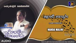Lowe Sonduru - Nanda Malini | Official Audio | MEntertainments Thumbnail