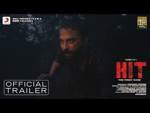 HIT Movie Trailer (Telugu) | Vishwak Sen | Ruhani Sharma | Nani | Sailesh Kolanu