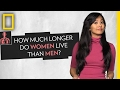 Why Do Women Live Longer Than Men? | Pop Quiz
