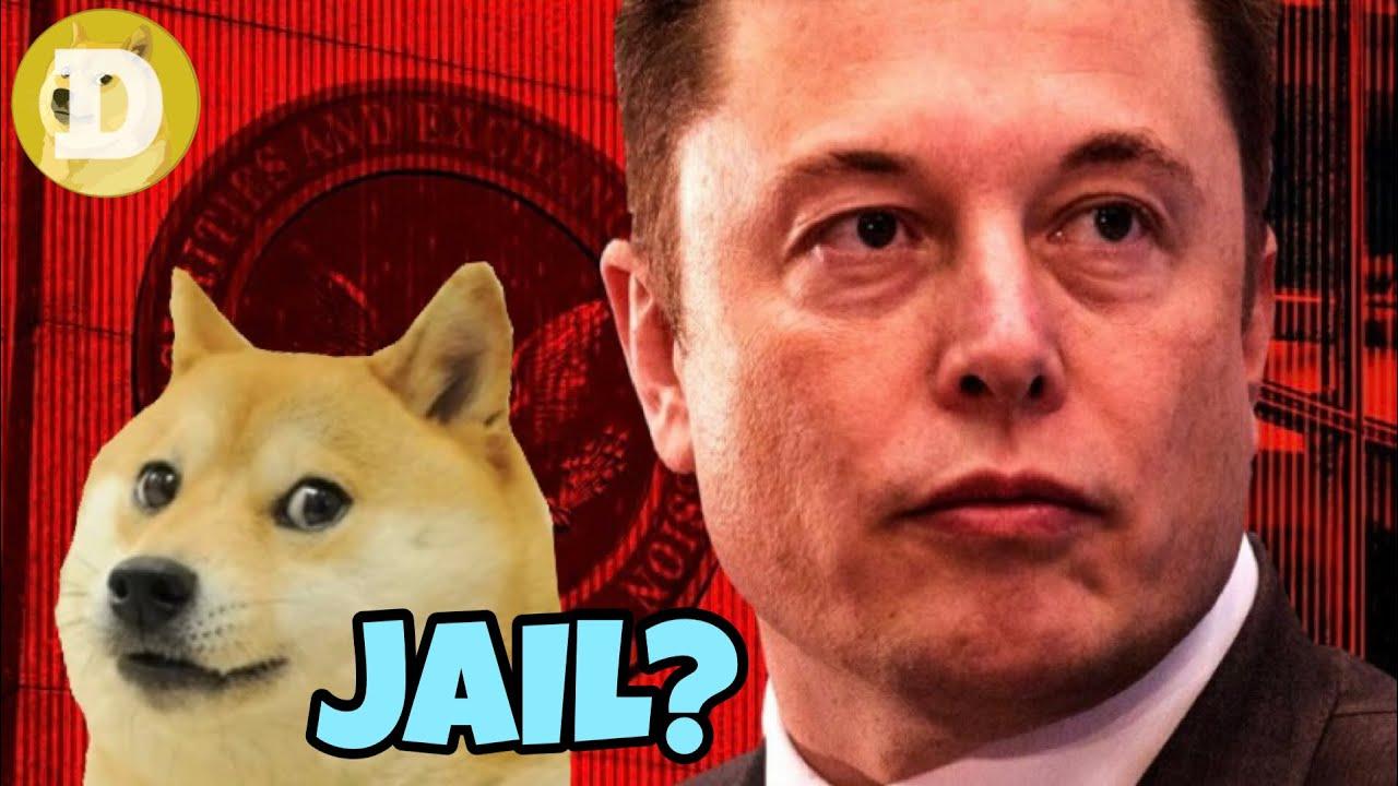 Rumor: Elon Musk is reportedly under SEC investigation over Dogecoin tweets