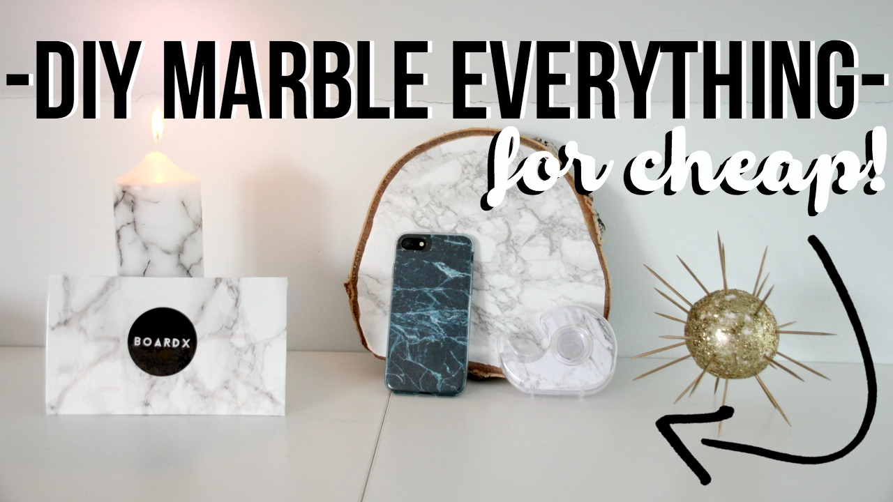 Diy Marble Everything Room Decor Iphone Cases For