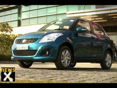 Review : New Swift Dzire
