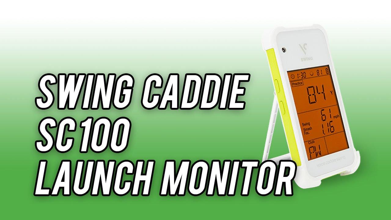 Swing Caddie Sc100 Launch Monitor