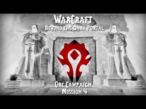 SiyaenSoKoL Plays: Warcraft II - Beyond the Dark Portal (Orc Campaign) Level 4