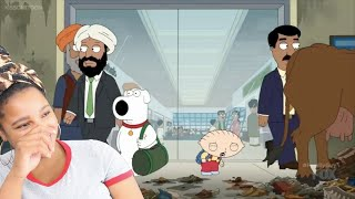 Family Guy Roasting Every Place On EARTH | Reaction