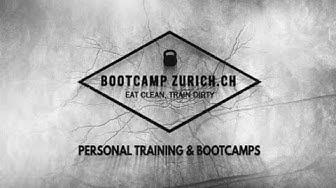 Bootcamp Zürich indoor outdoor Fitness