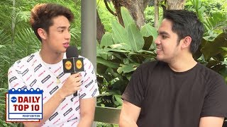 DONNY PANGILINAN Asks JASON MARVIN About His Wedding With MOIRA DELA TORRE