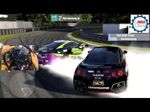 Forza 6 GoPro ESDA Monza Round 4 Drift Comp - Youtuber BATTLE!! vs MrAeroHD! PT1
