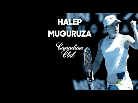 Battle thoughts: Halep vs Muguruza