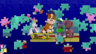 PAW PATROL Pups and Top Wing Heroes Fun Puzzle Games With Songs For Kids