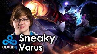 Sneaky picks Varus