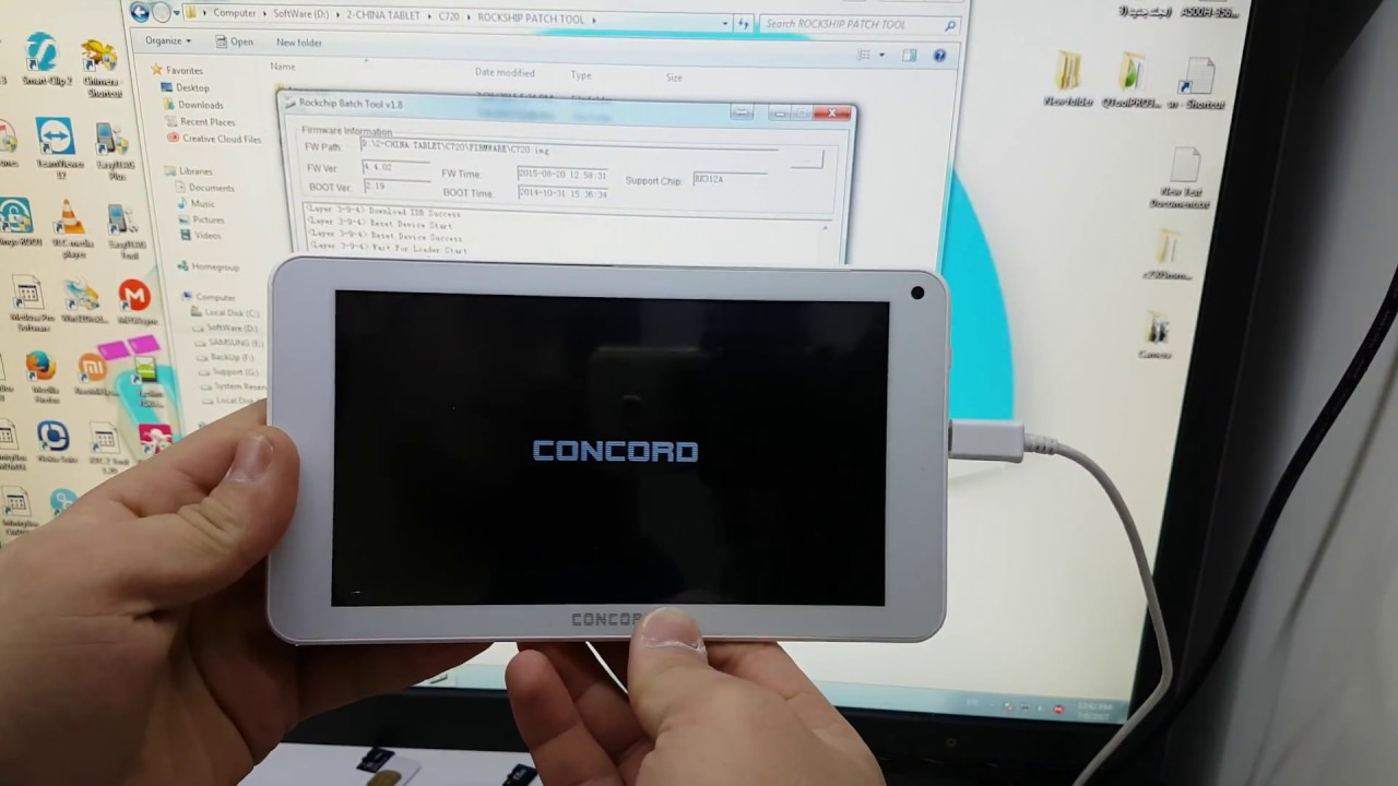 [GUIDE] HOW TO FLASH ROCKCHIP TABLET