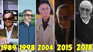 Эволюция Стэна Ли (1989-2018)