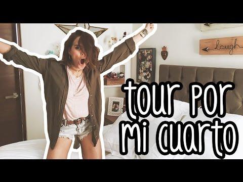 ¡TOUR POR MI CUARTO! ♥ - Yuya