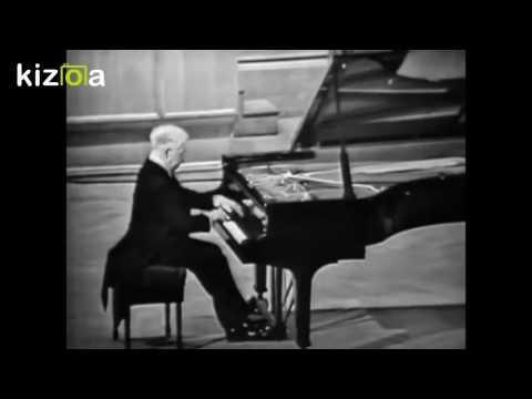 Arthur Rubinstein Performs Villa-Lobos (1964) O Polichinello
