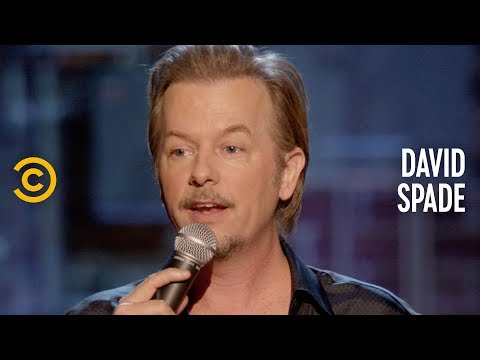 The Time David Spade Smashed His Jaw in High School