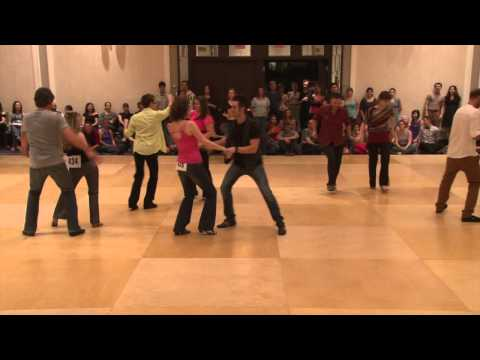 Montreal Dance Fest 2013 - West Coast Swing Pro Am Jack & Jill
