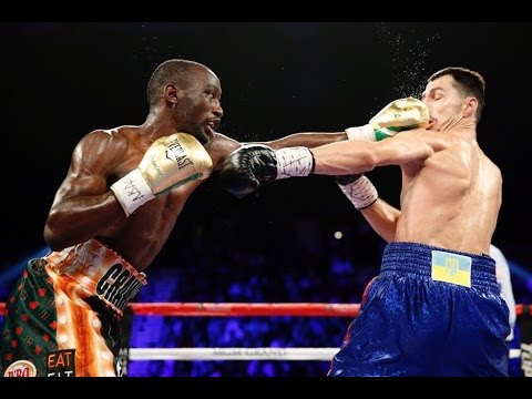 "Terence ""Bud"" Crawford vs Viktor Postol Postfight Sunday"