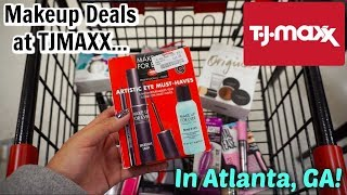 High End Makeup Deals at TJMAXX in Atlanta, Georgia! | So Many Great High End Makeup Finds!