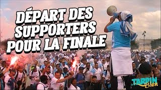 ⚽️Départ des supporters pour la finale !