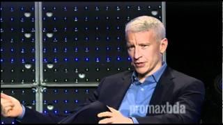 Favorite Reality TV Shows: Anderson Q&A (PromaxBDA)