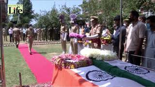Nowgam Attack: Wreath Laying Event