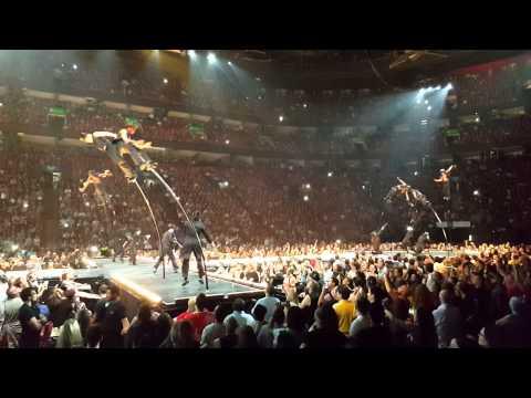 Madonna Opening Night  Rebel Heart Tour HD Illuminati  Montreal
