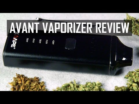 X Vape Avant Dry Herb Vaporizer Review