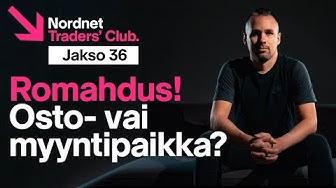 Romahdus! Osto- vai myyntipaikka? | Traders' Club 36. jakso